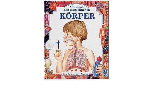 Alles über den menschlichen Körper: Amazon.de: Kate Barnes, Steve ...