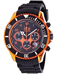 Ice-Watch Armbanduhr ice-Chrono Big Big Schwarz/Orange CH.KOE.BB.S.12