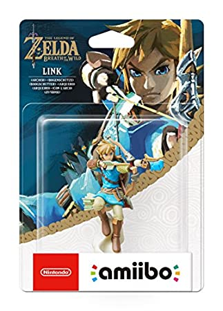 Link (Archer) amiibo - The Legend OF Zelda: Breath of the Wild Collection (Nintendo Wii U/Nintendo 3DS/Nintendo Switch)