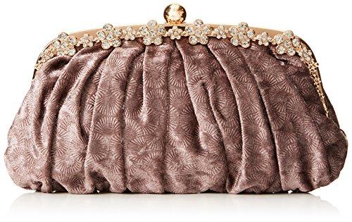 Joe Browns Damen Harlow Vintage Bag Tasche, Purple (Mink), One Size