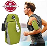 #3: Easypro™ Waterproof Sport Armband Unisex Running Jogging Gym Arm Band Case Cover for Mobiles till 5.7 inches Sports Arm Band for Android/iOS(Color may vary) Limited Stock