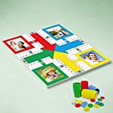Parchis personalizados con foto - 4 jugadores ( 50 x 50 cm ) .