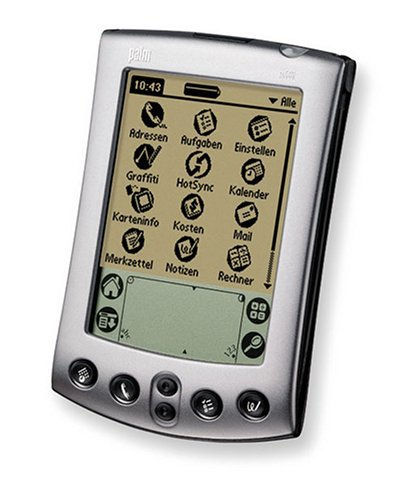 Palm M500-software (Palm m500 Handheld)