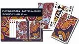 Piatnik Paisley Playing Cards Double Deck