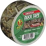 Duck Tape REALTREE® HARDWOODS - Cinta adhesiva, diseño de camuflaje (48 mm x 9,1 m)