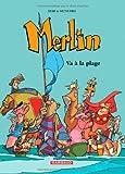 Merlin : Merlin va à la plage. 3, 3 | Munuera, José Luis. Auteur