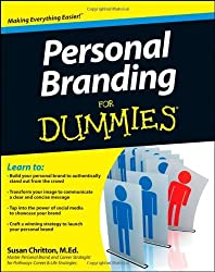 Personal Branding For Dummies by Susan Chritton (2012-06-05)