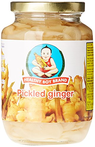 Healthy Boy Pickles Gingembre Aigre Doux 450 g