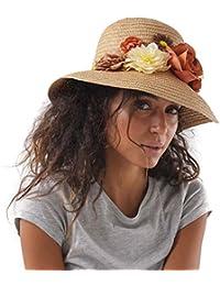 Amazon.it  cappello donna - Colours   Beauty   Donna  Abbigliamento b0e57baf8b71