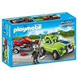 Playmobil City Action City Cleaning Landscaper With Lawn Mower