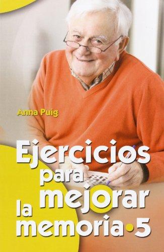 Ejercicios para mejorar la memoria 5 (Mayores) por Anna Puig Alemán