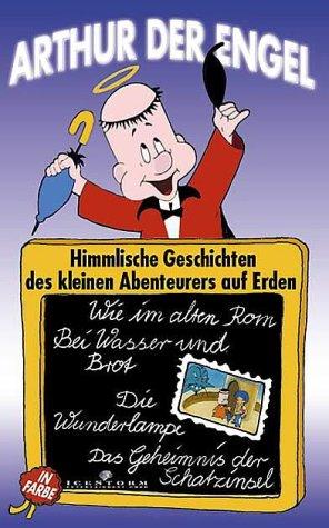Preisvergleich Produktbild Arthur der Engel 1 - Himmlische Geschichten des kleinen Abenteurers auf Erden [VHS]