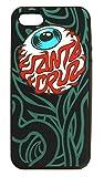 Santa Cruz Auge iPhone Mobile 5/5S Cover/Case Skate Skateboard Board New