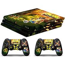 Skin PS4 PRO HD - CRASH BANDICOOT - limited edition DECAL COVER ADHESIVO playstation 4 SLIM SONY BUNDLE