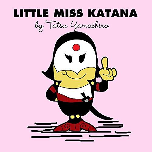Little Miss Katana By Tatsu Yamashiro Suicide Squad Mr Men Women's T-Shirt Light Pink
