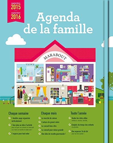 Agenda de la famille 2015/2016 - De septembre 2015...