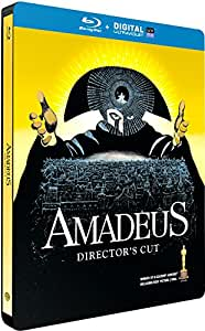 Amadeus - (director's Cut - édition Boîtier Steelbook) [Blu-ray]
