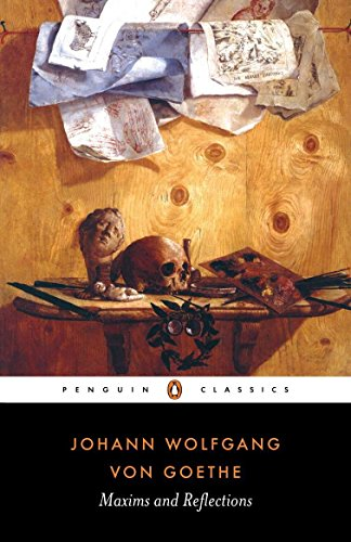Maxims and Reflections (Penguin Classics)