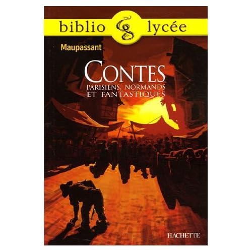 Contes parisiens, normands et fantastiques