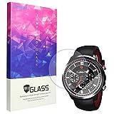 Ceston 9H Protector De Pantalla De Cristal Templado Para Smartwatch LEMFO LEF2 (3 Pack)
