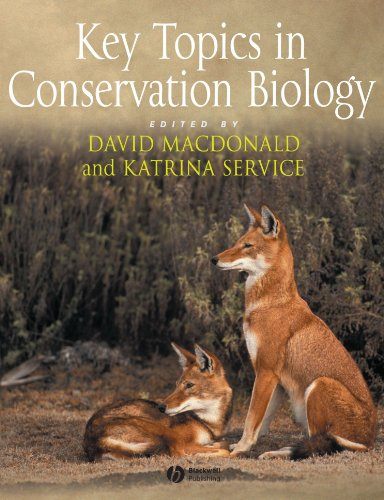 Key Topics in Conservation Biology por Macdonald