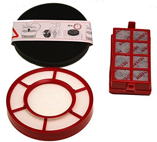 Severin 1560048 Hepa / Aktivkohlefilter-Set für MY7118 Staubsauger