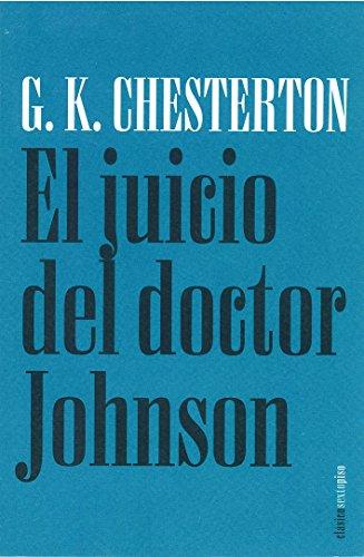 El Juicio del Doctor Johnson Cover Image