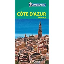 Le Guide Vert Côte dAzur, Monaco Michelin