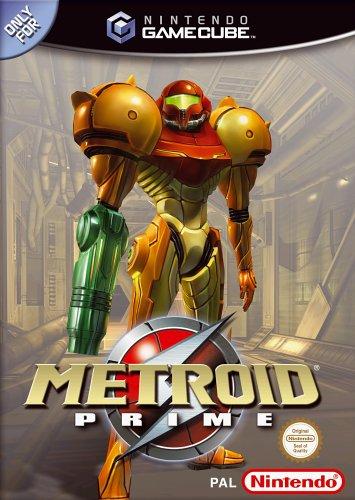 Metroid Prime (Metroid Wii)