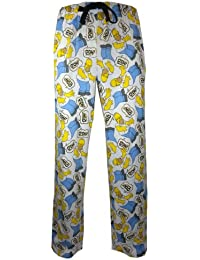 UWear **Great Value** Homer Simpson D'oh Loungpants XXL