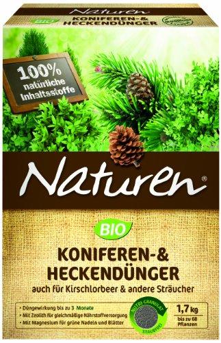 Naturen® BIO Koniferen- & Heckendünger, 1,7 kg