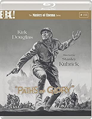 Paths of Glory (Blu-ray) (1957) (Masters of Cinema)