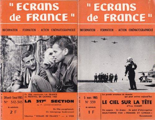 ecrans-de-france-bi-mensuel-de-culture-cinematographique-10-numeros-annee-1965-cinema