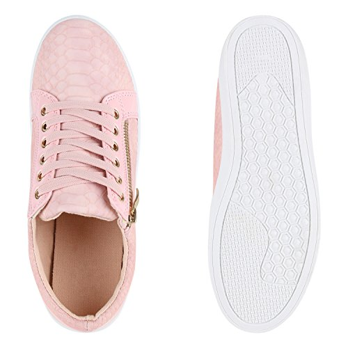 Tênis Lazer De Calçados Rosa Zipper Das Esportivos Tinta Sapatos Mulheres Modernas 11qHa