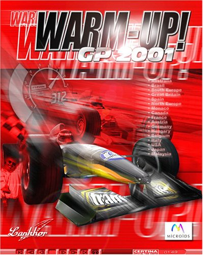 Warm-Up GP 2001