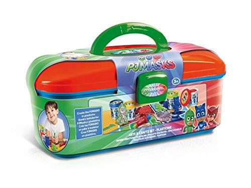 Canal Toys - PJ Masques Mallette d'Activités - Pâte à Modeler, Pjc 005
