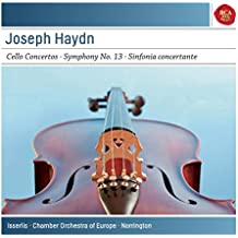 Cellokonzerte 1 & 2,Sinfonie Nr.13,Sinf. Con