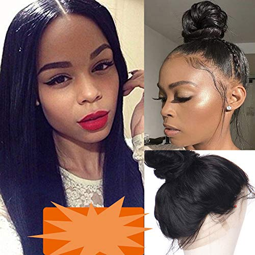 Lace Front Wig Human Hair Pelucas Mujer Pelo Natural