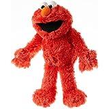 Marioneta de Mano Muñeca Elmo de la Calle Sésamo 28cm