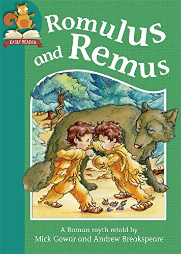 Romulus and Remus (Must Know Stories: Level 2) by Franklin Watts (2015-11-12)