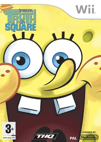 SpongeBob: Truth or Square (Wii) [Importación inglesa]