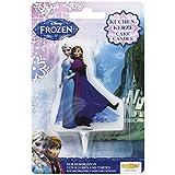 DEKOBACK 32205 Kuchenkerze Frozen Elsa & Anna