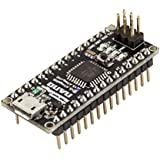 XHX Nano CH340/ATmega328P MicroUSB compatible with Arduino, IO/sensor expansion board
