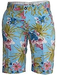 Waooh - Bermuda Fleurs Ourlet Ricky