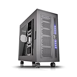 Thermaltake Core W100 Super Tower XL ATX Computer Case - Black (B019VTFU96) | Amazon Products