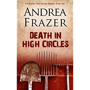 Death in High Circles (The Falconer Files Book 10)