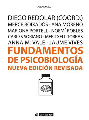 Fundamentos de psicobiología (Manuales) por Diego Redolar Ripoll