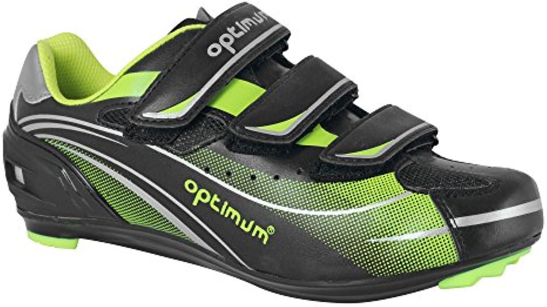 Optimum Nitebrite - Zapatillas de Ciclismo de sintético para Hombre