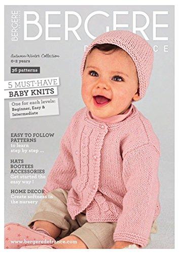 Bergere de France Magazine 182-Autunno/Inverno-0-2anni