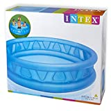 #3: Intex Inflatable Kids Side Soft Pool 6ft